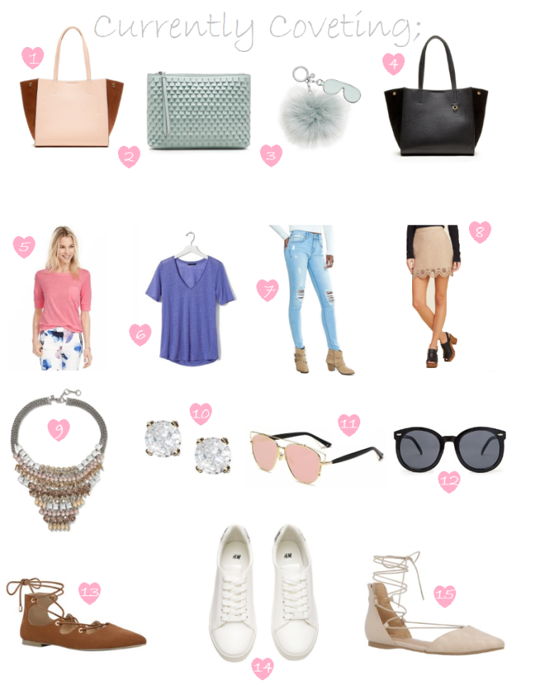 spring coveting